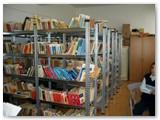 Biblioteca pentru clasele 1-8